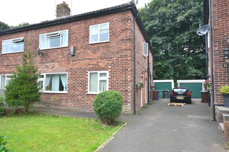 2 Bedrooms Flat for rent in Mountside Crescent, Prestwich, Manchester