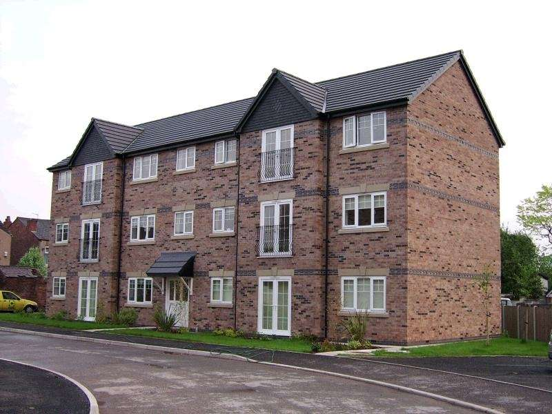 2 Bedrooms Apartment Flat for rent in George Street, Ashton In Makerfield, Wigan, WN4 8QD
