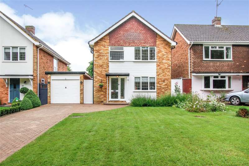 3 Bedrooms Detached House for sale in Woodway, Hutton, Brentwood, Essex