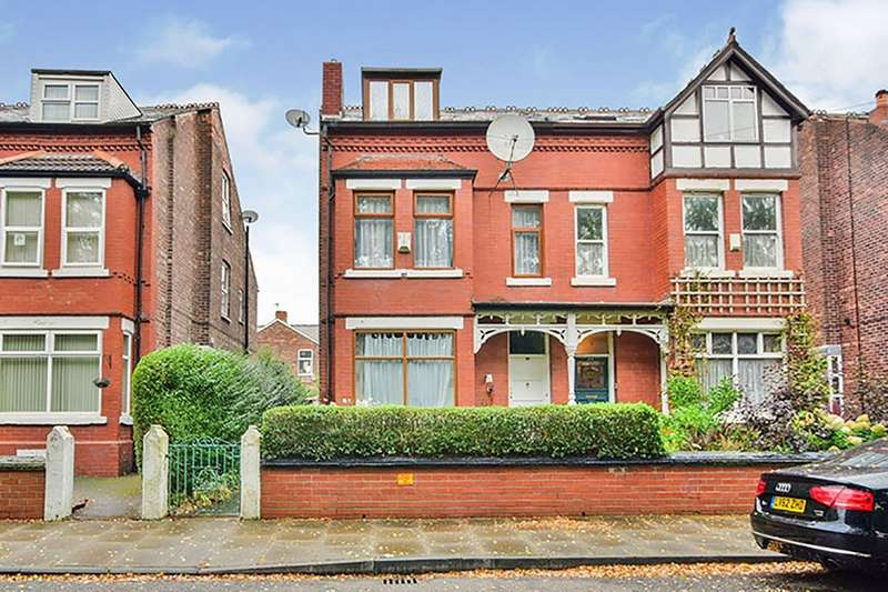 4 Bedrooms Semi Detached House for sale in St. Hildas Road, Old Trafford, Manchester, M16