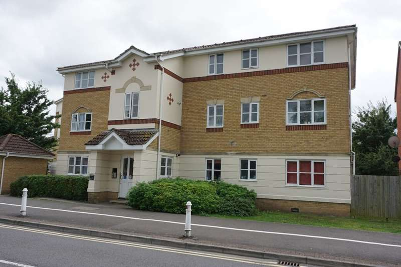 2 Bedrooms Flat for sale in Richards Way, Slough, SL1
