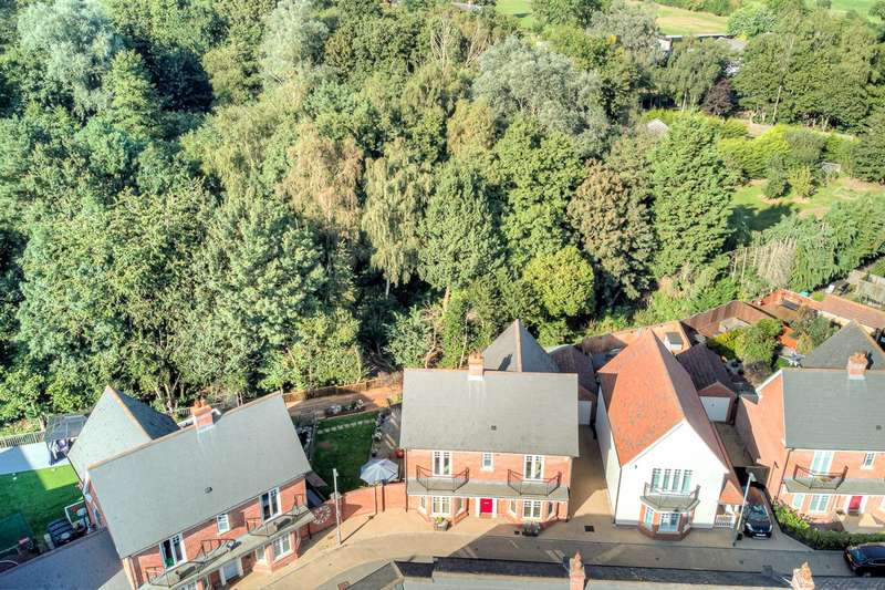 4 Bedrooms Detached House for sale in Pattinson Walk, Great Horkesley, Colchester, CO6