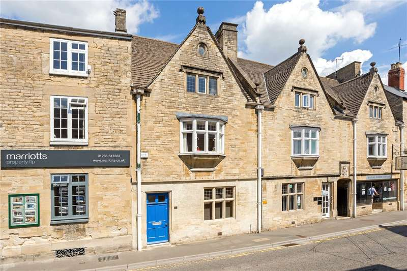 2 Bedrooms Terraced House for sale in Dyer Street, Cirencester, GL7