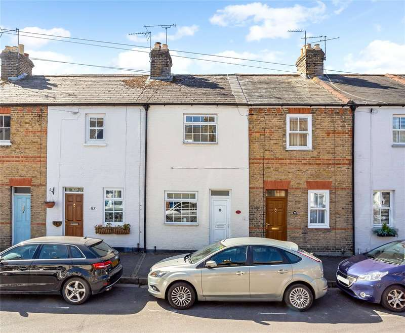 2 Bedrooms Terraced House for sale in Duke Street, Windsor, Berkshire, SL4