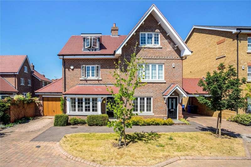 3 Bedrooms Semi Detached House for sale in Moorland Way, Maidenhead, Berkshire, SL6