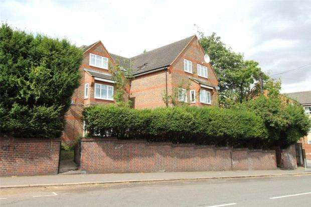 2 Bedrooms Apartment Flat for sale in Farley Hill, Luton