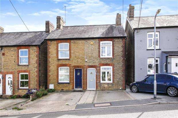3 Bedrooms Semi Detached House for sale in Tidings Hill, Halstead, Essex