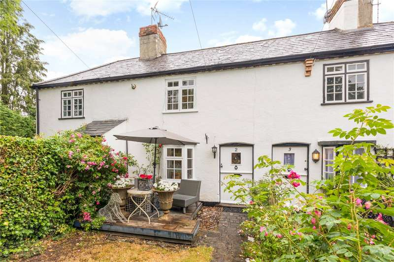2 Bedrooms Terraced House for sale in Wells Cottages, Cookham Dean Bottom, Cookham, Maidenhead, SL6