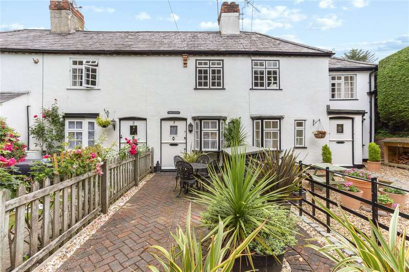 1 Bedroom Terraced House for sale in Wells Cottages, Cookham Dean Bottom, Cookham, Maidenhead, SL6