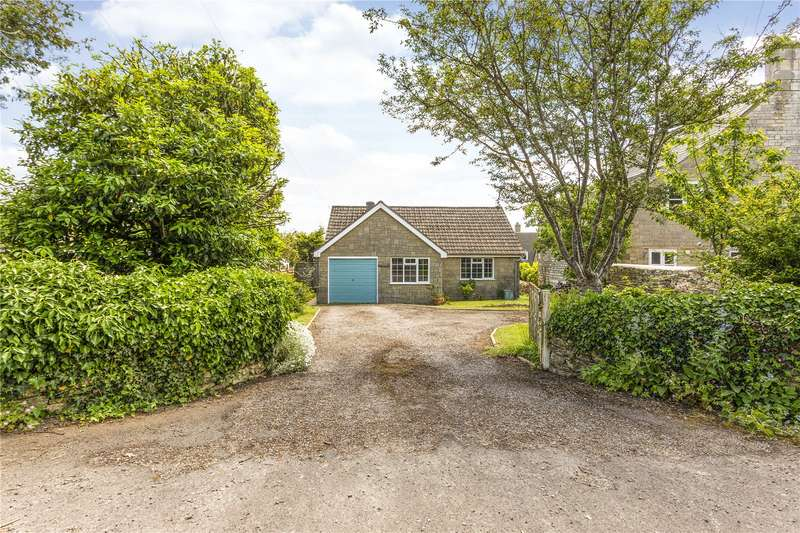 3 Bedrooms Detached Bungalow for sale in France Lynch, Stroud, Gloucestershire, GL6