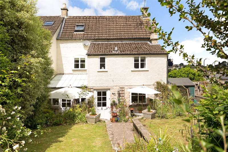 3 Bedrooms Semi Detached House for sale in Old Bristol Road, Nailsworth, Stroud, Gloucestershire, GL6
