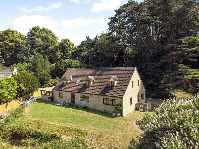 5 Bedrooms Detached House for sale in Frome Hall Lane, Bath Road, Stroud, Gloucestershire, GL5