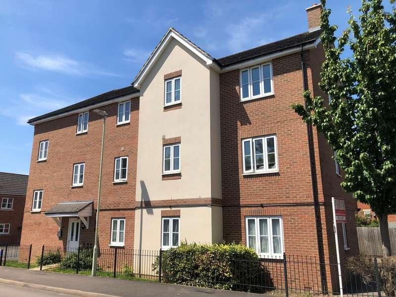 2 Bedrooms Flat for sale in Mount Pleasant Kingsway, Kingsway, Gloucester, GL2