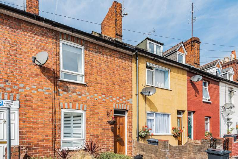 2 Bedrooms Terraced House for sale in Wolseley Street, Reading, RG1