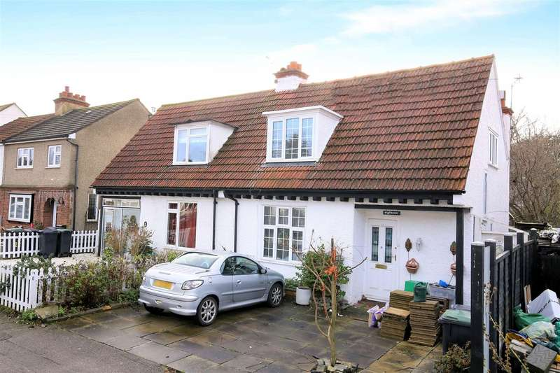 2 Bedrooms Semi Detached House for sale in Fairfield Road, Epping