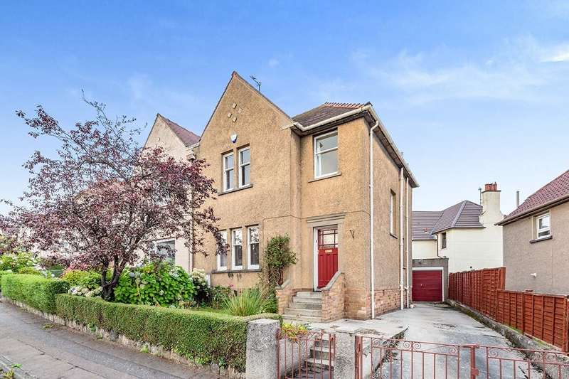 3 Bedrooms Semi Detached House for sale in Strathkinnes Road, Kirkcaldy, Fife, KY2