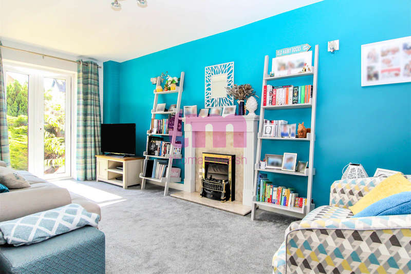 3 Bedrooms Semi Detached House for sale in Mary Rose Close, Chafford Hundred, Grays