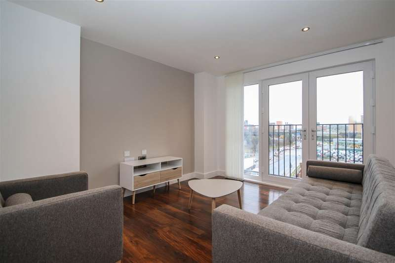 2 Bedrooms Apartment Flat for rent in Rivergate House, Wilburn Wharf, Salford