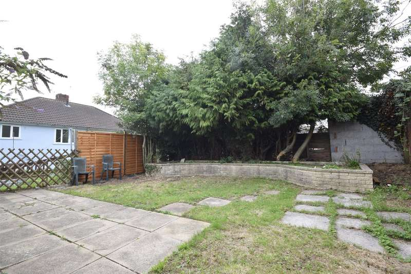 1 Bedroom Flat for sale in Hungerford Close, Bristol, BS4