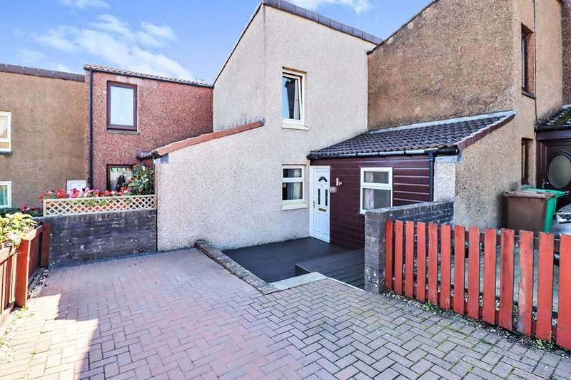 3 Bedrooms Terraced House for sale in Fordell Road, Glenrothes, KY7