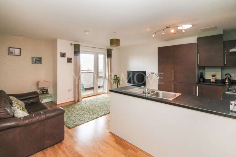 2 Bedrooms Flat for rent in Spring Gardens, Romford, RM7