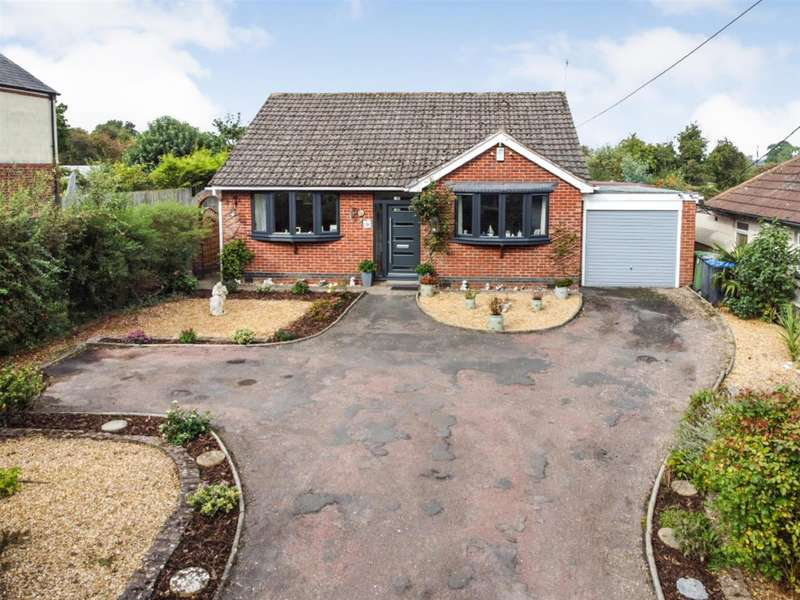 2 Bedrooms Detached Bungalow for sale in Lutterworth Road, Brinklow, Rugby