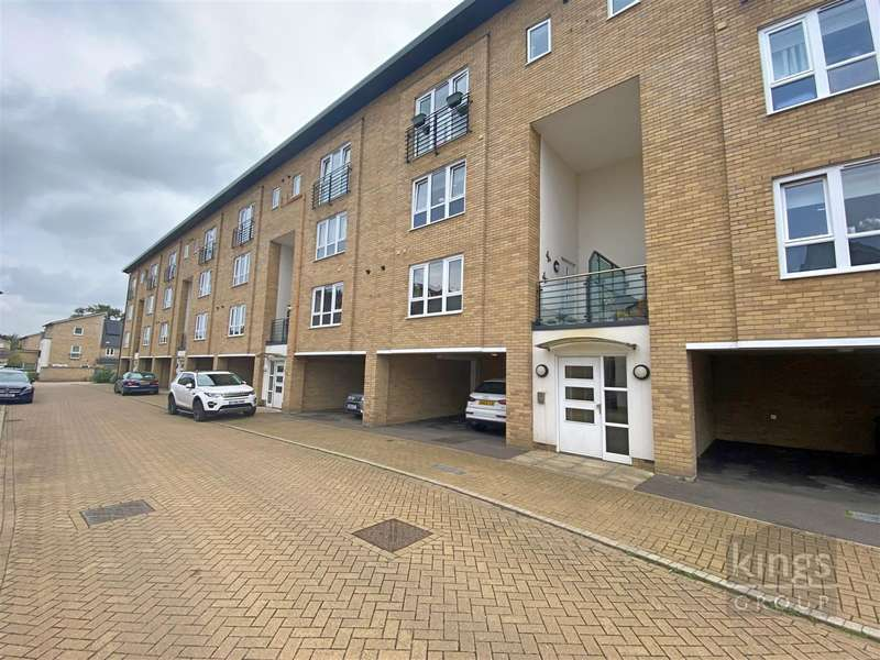 1 Bedroom Flat for sale in Tanyard Place, Harlow