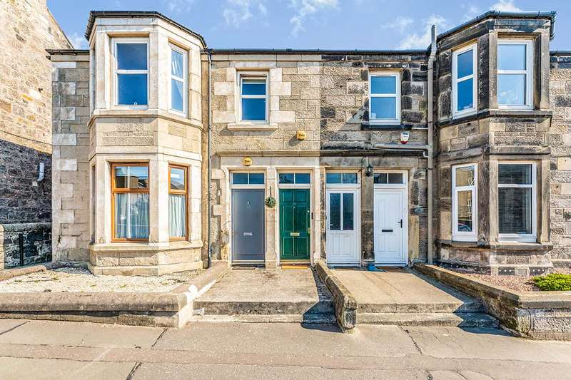 2 Bedrooms Apartment Flat for sale in Millhill Street, Dunfermline, KY11