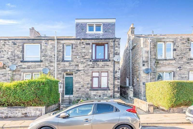 2 Bedrooms Flat for sale in Harcourt Road, Kirkcaldy, KY2