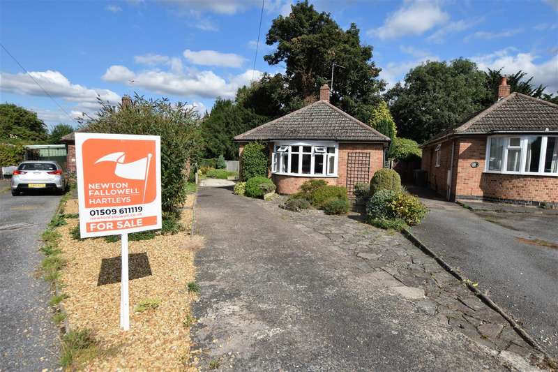 2 Bedrooms Detached Bungalow for sale in Haydon Road, Loughborough