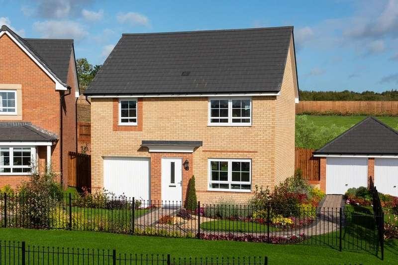 4 Bedrooms House for sale in Windermere, Romans Green, Preston, Lightfoot Lane, Fulwood, PRESTON, PR4 0AH