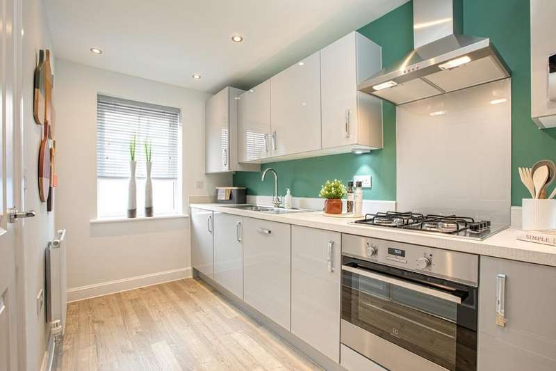 3 Bedrooms House for sale in Norbury, Romans Green, Preston, Lightfoot Lane, Fulwood, PRESTON, PR4 0AH