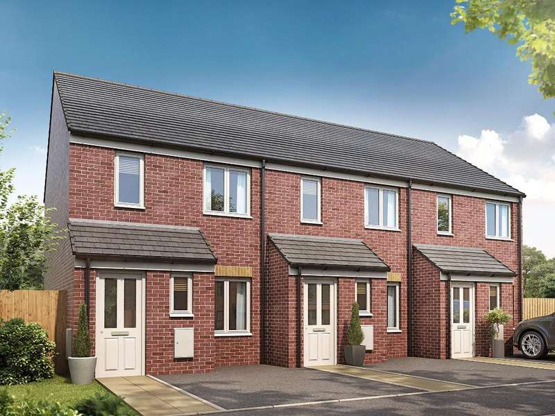 2 Bedrooms House for sale in The Alnwick, The Blossoms, Ramsgreave Drive, Blackburn, BB1 8ND