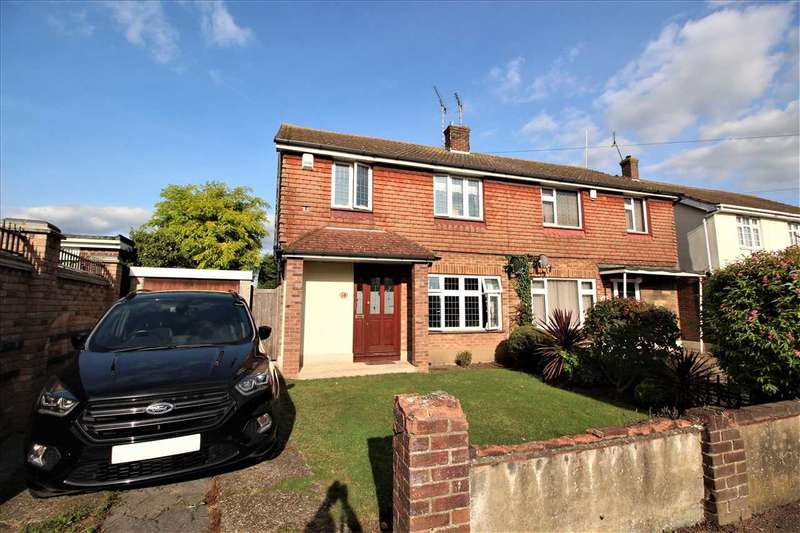 3 Bedrooms Semi Detached House for sale in Second Avenue