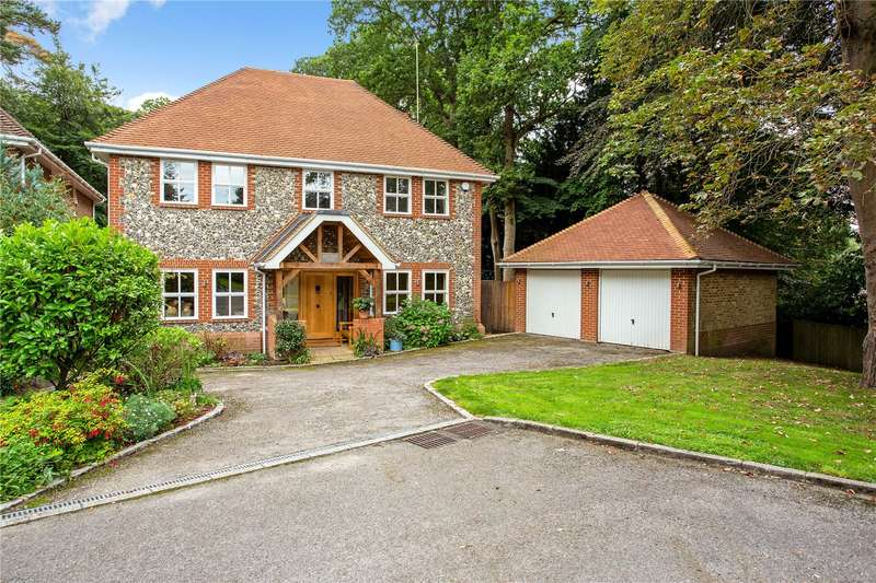 5 Bedrooms Detached House for sale in Truss Hill Road, Ascot, Berkshire, SL5