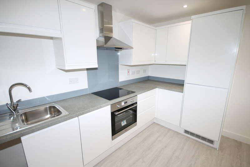 2 Bedrooms Apartment Flat for sale in Flat D, 121 Tavistock Street, Bedford, MK40
