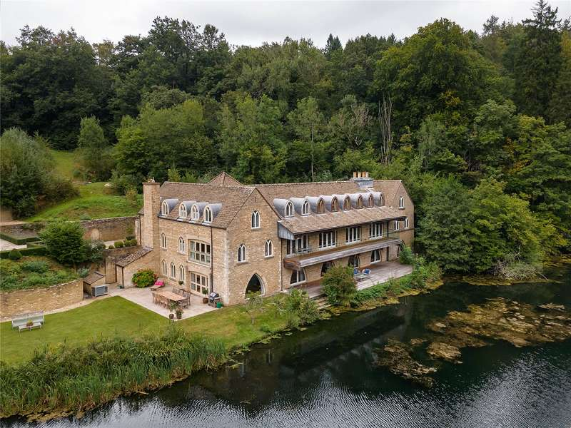 6 Bedrooms Detached House for sale in Minchinhampton, Stroud, Gloucestershire, GL6