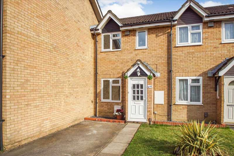 2 Bedrooms Terraced House for sale in Bader Gardens, Windsor Meadows, Cippenham