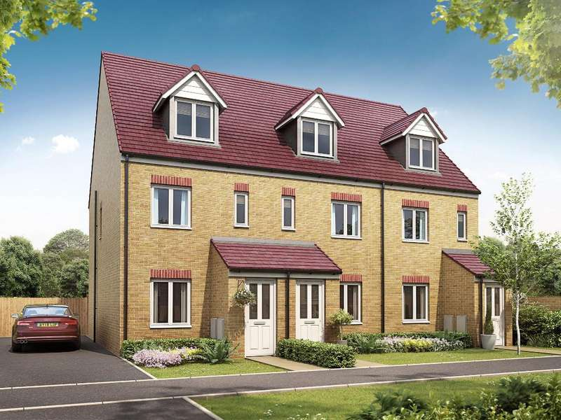 3 Bedrooms House for sale in The Souter, Flint Grange, Thorpe Road, Clacton-on-Sea, CO16 9SA