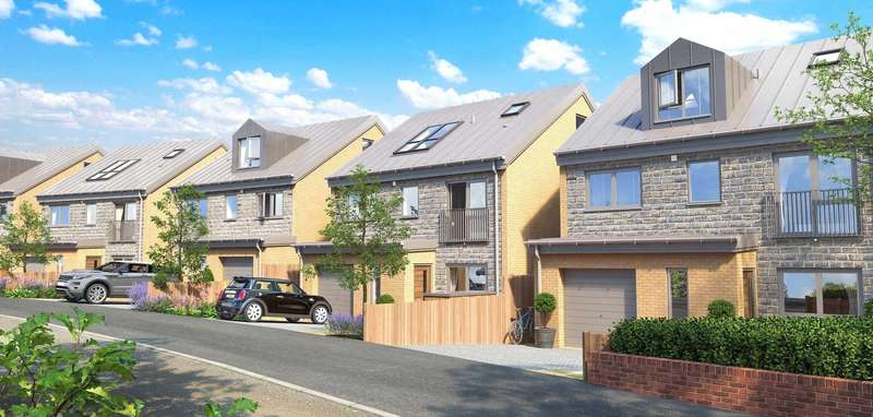 5 Bedrooms Detached House for sale in The Hatters Mews, Lower Stone Close, Frampton Cotterll, Bristol, BS36