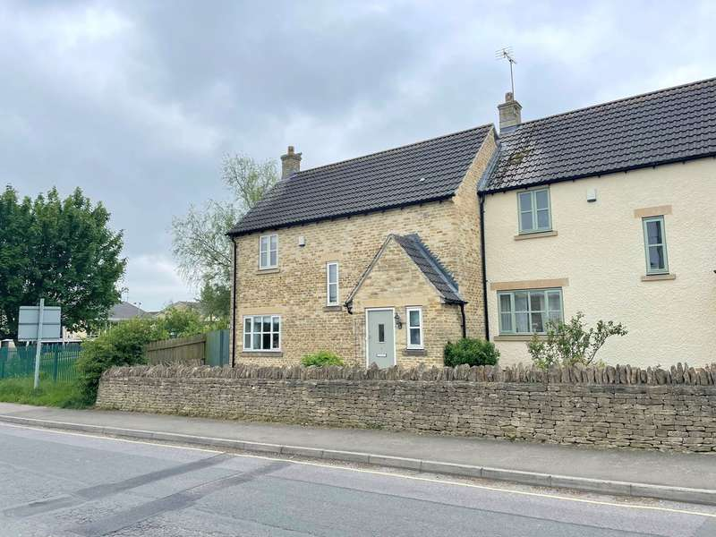 3 Bedrooms Semi Detached House for sale in Nympsfield Road, Nailsworth, Stroud, GL6