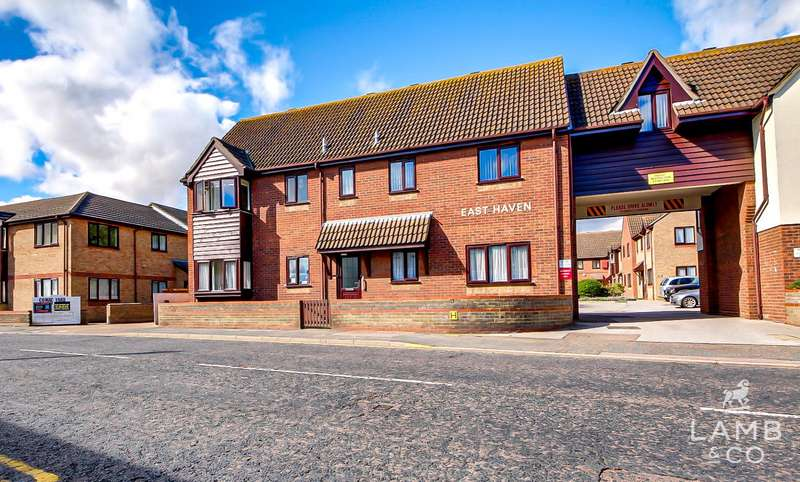 1 Bedroom Flat for sale in East Haven, Clacton-On-Sea