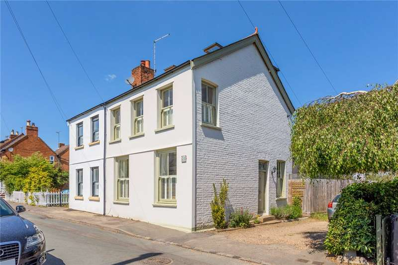 3 Bedrooms Semi Detached House for sale in Coworth Road, Sunningdale, Berkshire, SL5