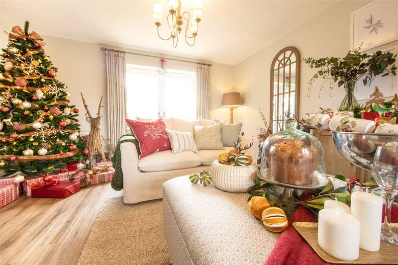 4 Bedrooms Detached House for sale in Plot 17, The Pittville, Brockhampton Manor, Swindon Village, Chelt, GL51