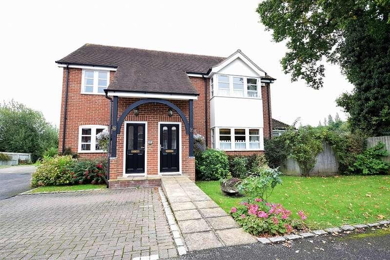 2 Bedrooms Maisonette Flat for sale in Basingstoke Road, Riseley