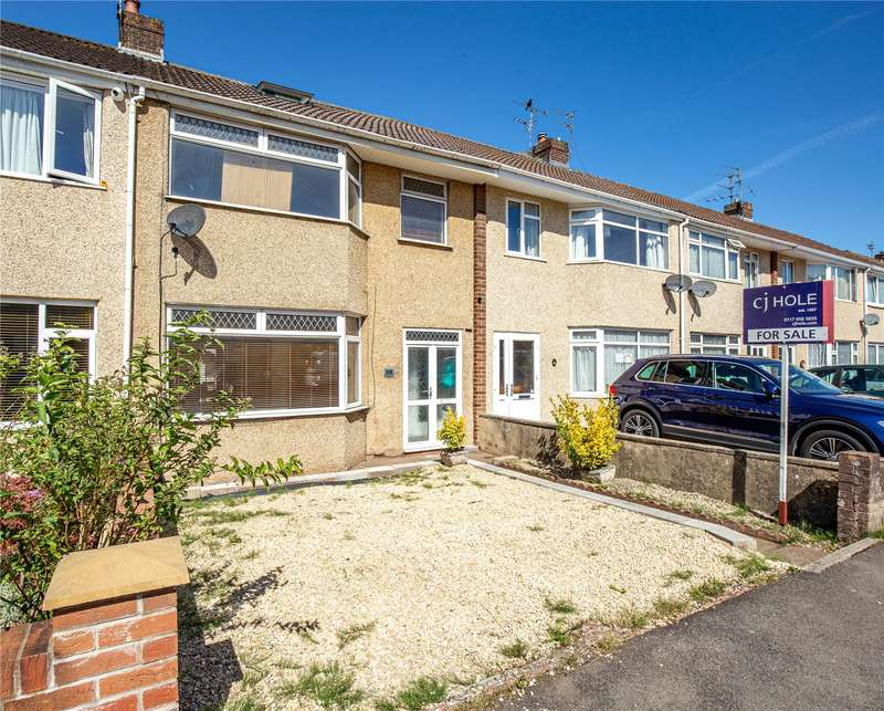 4 Bedrooms Property for sale in Queensholm Drive, Downend, Bristol BS16