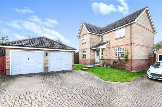 4 Bedrooms Detached House for sale in Highfields, Halstead, Essex
