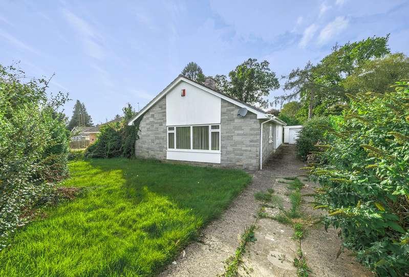 3 Bedrooms Detached Bungalow for sale in Belmont Drive, Failand, Bristol, BS8