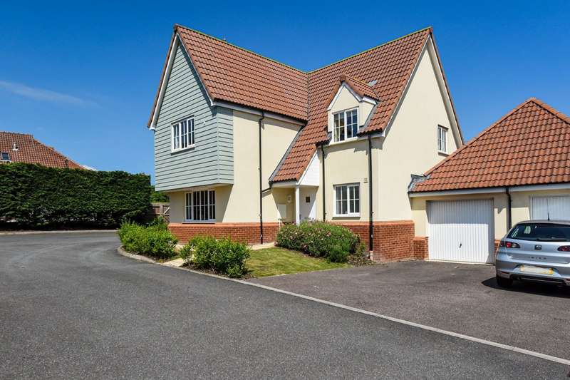 4 Bedrooms House for sale in Haynes Road, Clavering, Saffron Walden, CB11