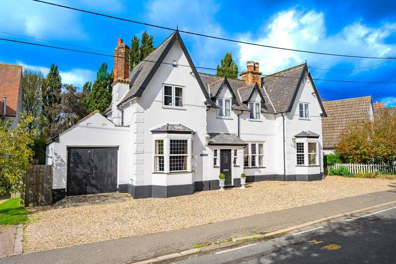 4 Bedrooms Detached House for sale in Little Bardfield, Braintree, Essex